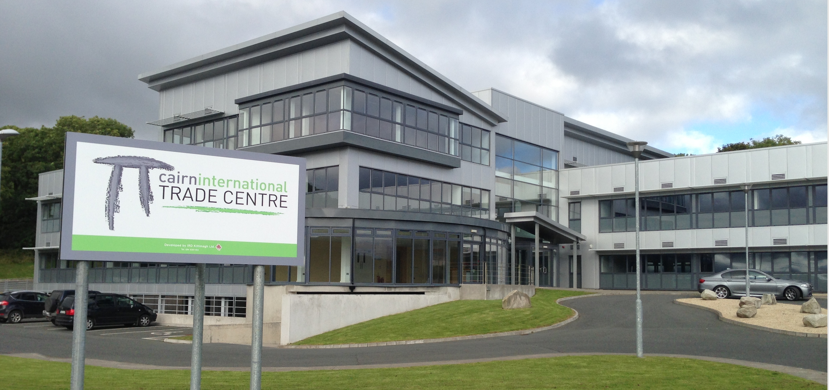 Cairns International Trade Centre, Kiltimagh, Co. Mayo