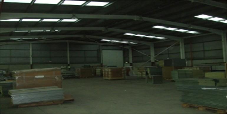 inside moneen warehouse