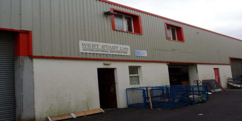 Westport Industrial Estate, Newport Rd. Westport