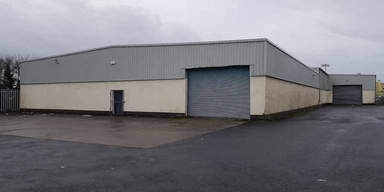 Moneen Industrial Estate, Castlebar